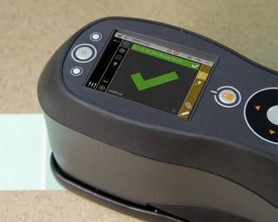 Портативные спектрофотометры X-Rite серии Ci6x