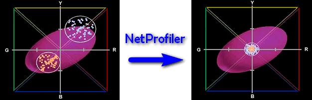 Система согласования спектроденситометров Xrite NetProfiler3