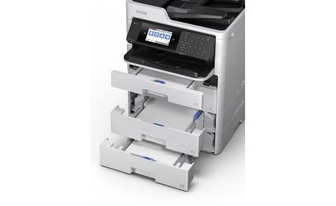 Epson WorkForce Pro WF-C579RDWF + extra tray