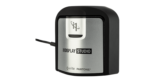 Калибратор монитора i1Display Studio