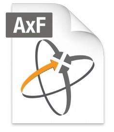 AxF формат…