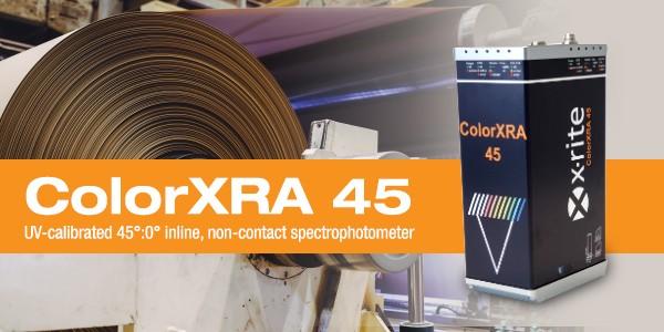 X-Rite объявляет о создании новой встраиваемой системы управления цветом для бумажной промышленности